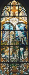 The Annunciation Window
